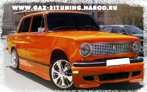 Тюнинг для авто с фото